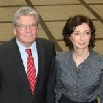 Herzlichen Glückwunsch Joachim Gauck!