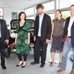 Grüne Fraktion besucht Europas größte Taxizentrale