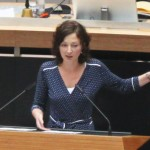 """""""Steuerhinterziehung aktiv entgegentreten!"""" – Ramona Pop begründet den Antrag der Oppositionsfraktionen"""