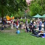 Kinderfest im Monbijoupark