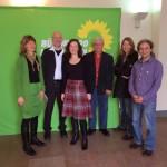 Besuch der Stiftung Naturschutz im Abgeordnetenhaus