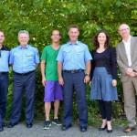 Landespolizeischule: Investitionsstau und Sorgen beim Nachwuchs
