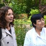 Besuch der Jenny De la Torre Stiftung