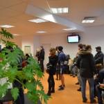 Zu Besuch im Bürgeramt Lichtenberg