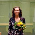 Ramona Pop grüne Direktkandidatin im Wahlkreis Berlin-Mitte 1