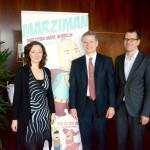 Unternehmensbesuch bei Moll Marzipan
