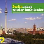 Berlin muss wieder funktionieren!