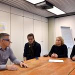 Berliner ICC als Flüchtlingsnotunterkunft