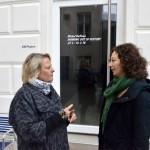 Unterwegs im Wahlkreis: Besuch der Kunst-Werke Berlin