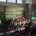 Volles Programm Berlin!