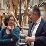 Blick hinter die Kulissen im Naturkundemuseum