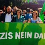 12.000 Menschen demonstrieren für ein solidarisches Berlin
