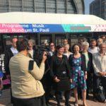 Grüne Sommerklausur: Berlin und Hamburg wollen sauberen Nahverkehr!