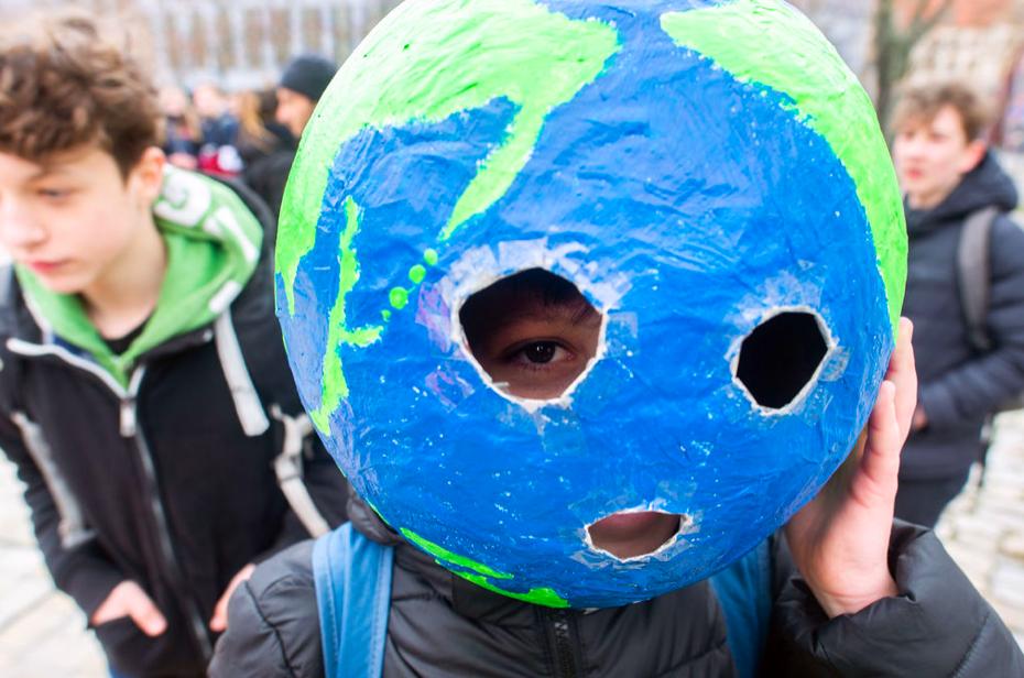 Friday for Future: Die Zukunft liegt in unseren Händen