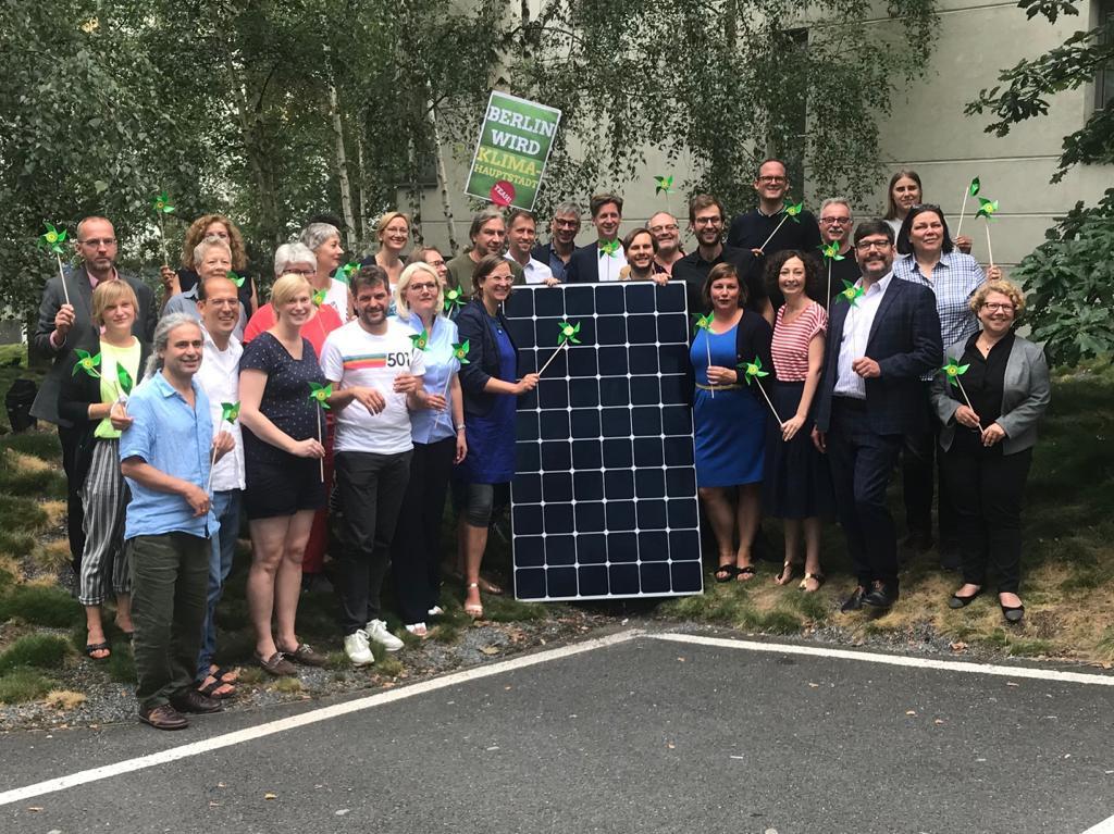 Beschluss: Berliner Klimaschutz: heute mutig – aus Verantwortung für morgen